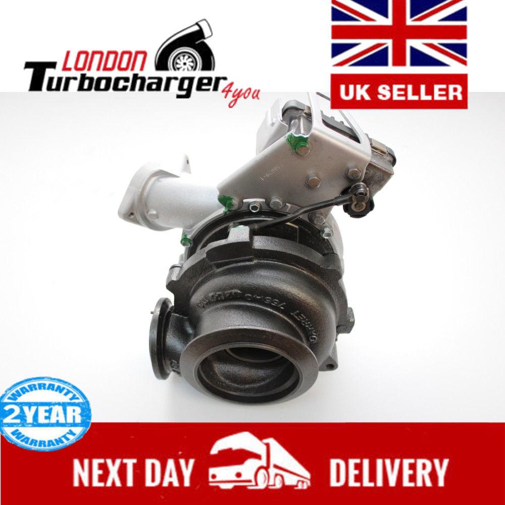 Bmw X6 Seating Capacity: Turbocharger TURBO Garrett 765985 BMW X5 3.0D (E70) X6 3.0